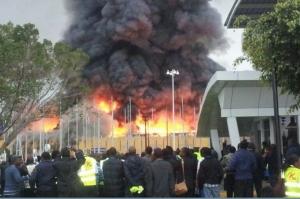 Nairobi Fire